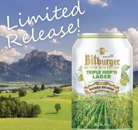 Bitburger Limited release_short